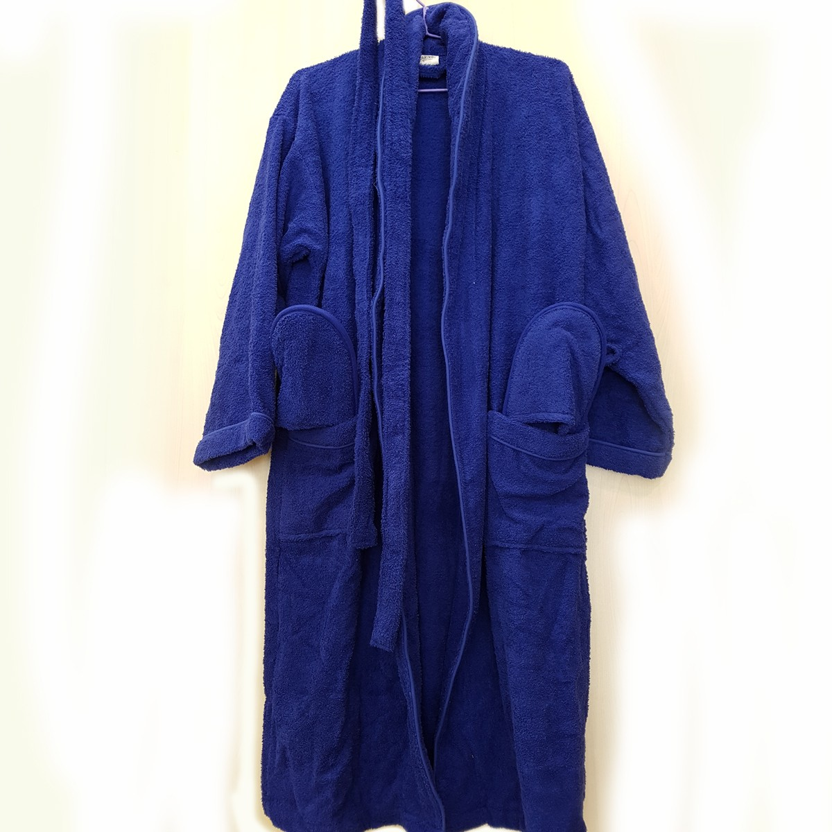 Μπουρνούζι Palamaiki Pearl Adult Bathrobe Marine/11