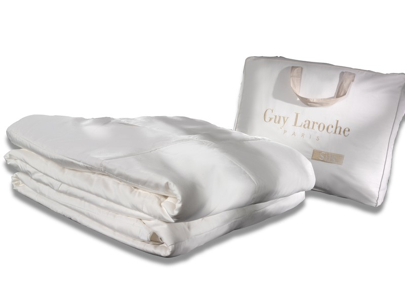 Πάπλωμα Μεταξωτό Υπέρδιπλο Guy Laroche 4 Εποχών Silk