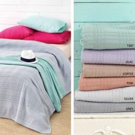 Κουβερτόριο Υπέρδιπλο Palamaiki Eco Blankets