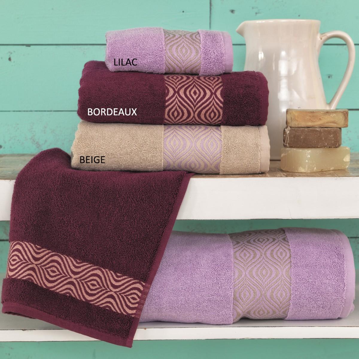Πετσέτες Μπάνιου (Σετ 3τμχ) Palamaiki Dizzy