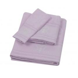 Πετσέτα Προσώπου Κεντητή (50x90) Laura Ashley Josette Ameth
