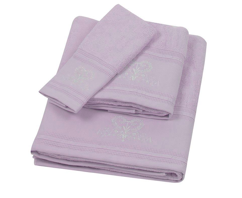 Πετσέτα Χεριών Κεντητή (30x50) Laura Ashley Josette Ameth