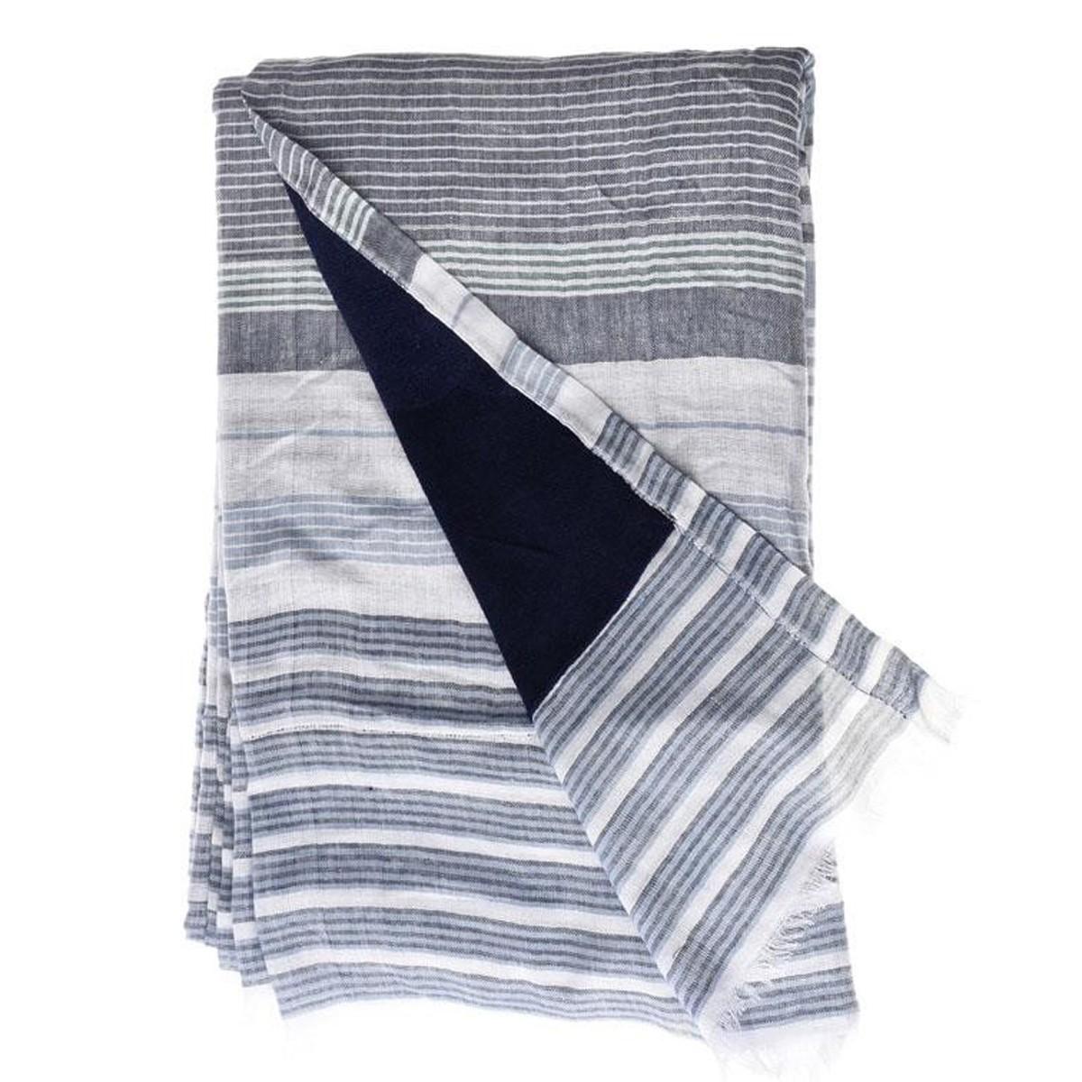 Πετσέτα Θαλάσσης-Παρεό InArt Ble 5-46-732-0001