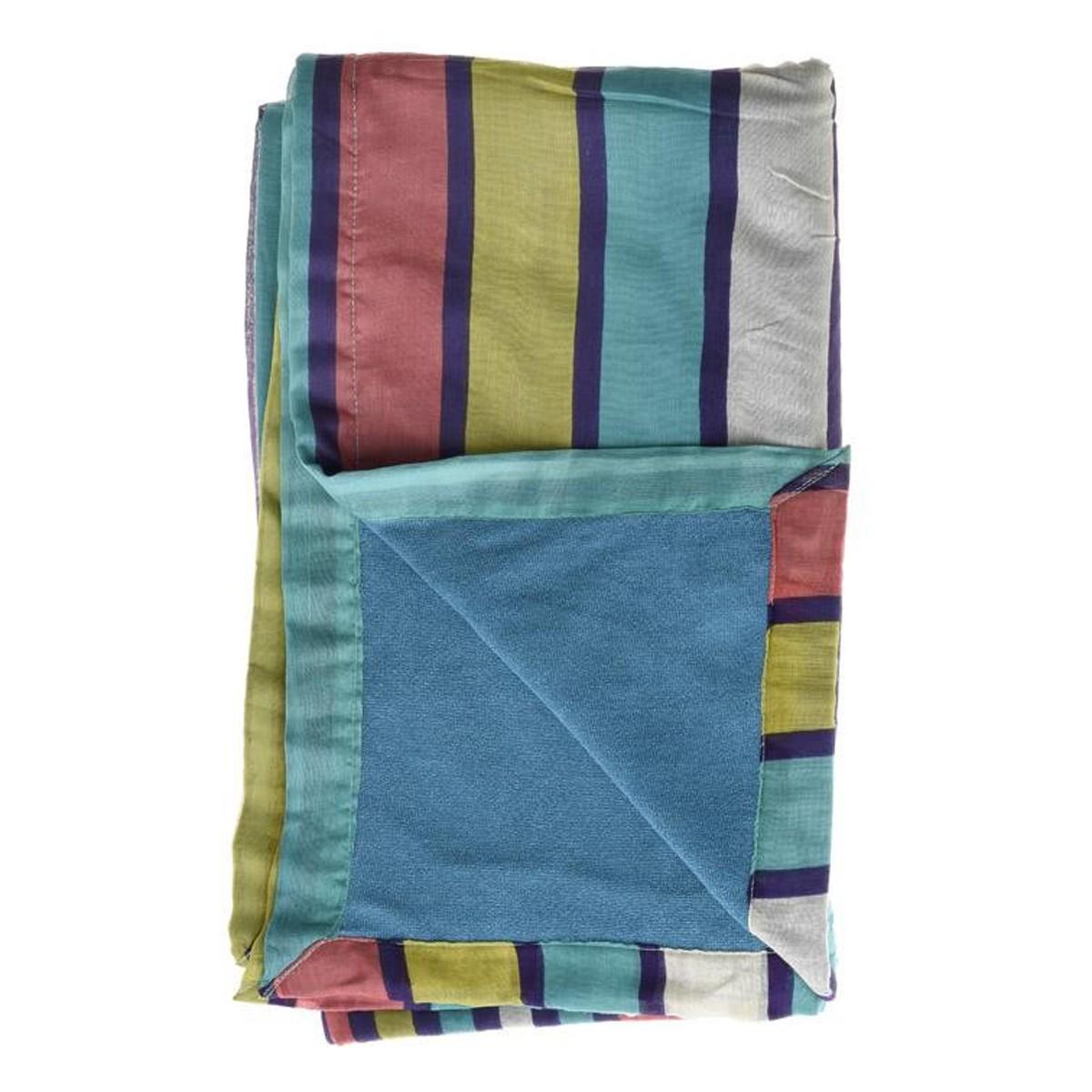 Πετσέτα Θαλάσσης - Παρεό InArt Ble 5-46-732-0004