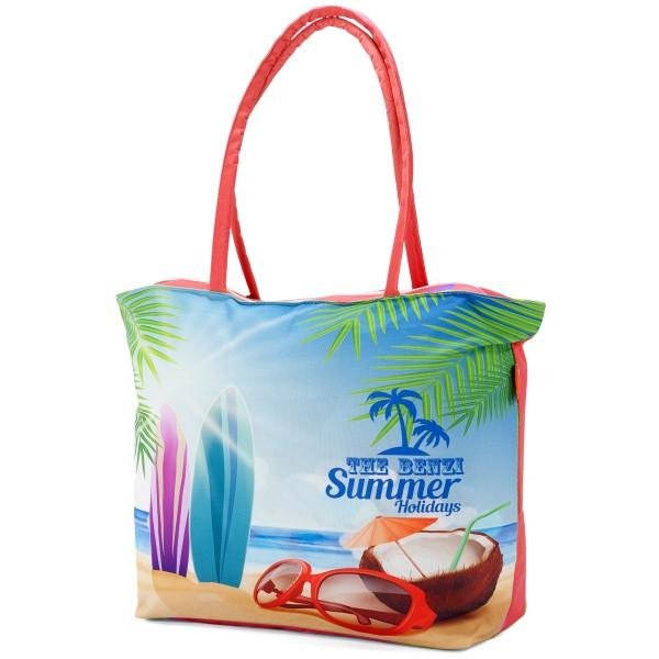 Τσάντα Θαλάσσης Benzi 5000 Red
