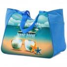 Τσάντα Παραλίας Benzi 4862 Blue