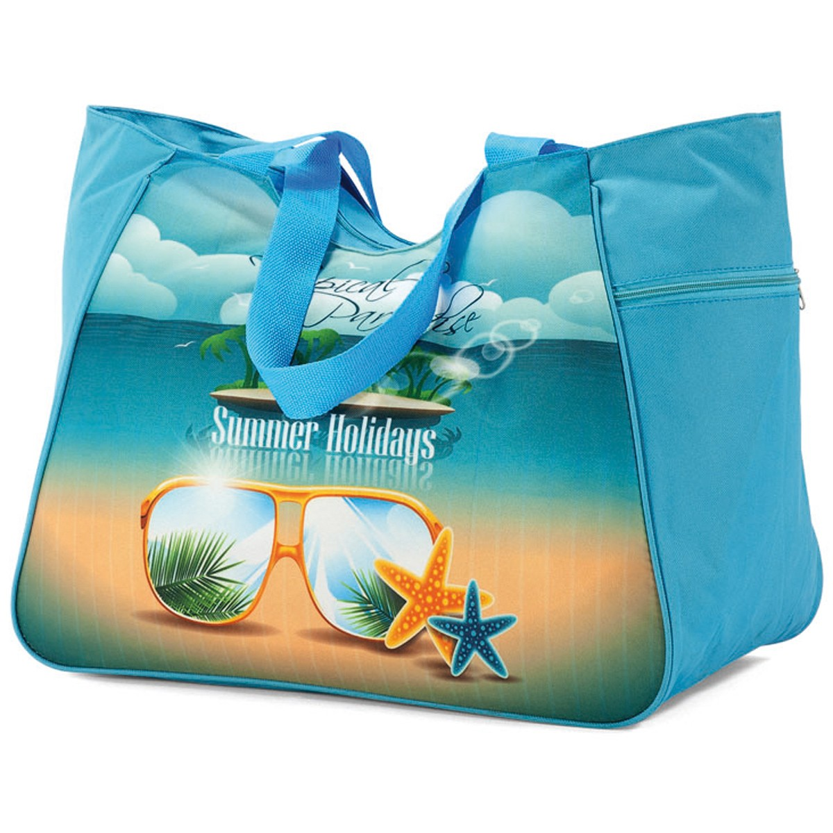 Τσάντα Παραλίας Benzi 4862 Ciel