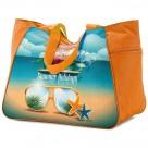 Τσάντα Παραλίας Benzi 4862 Orange