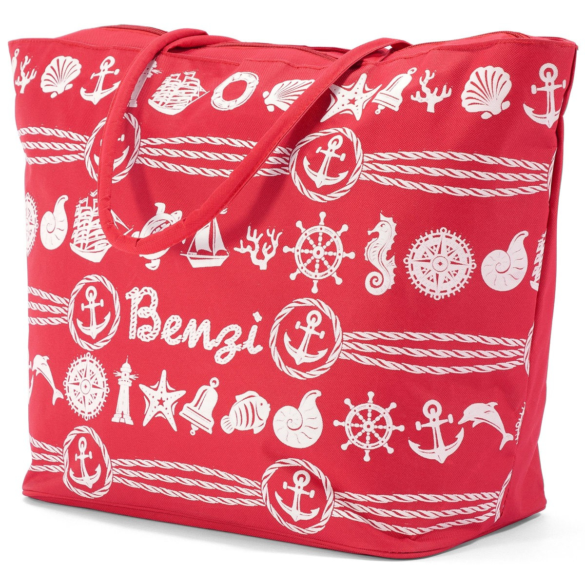 Τσάντα Παραλίας Benzi 4998 Red