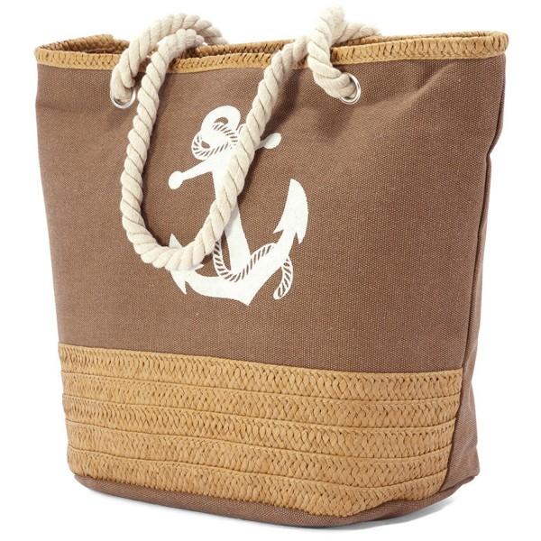 Τσάντα Παραλίας Benzi 4773 Brown