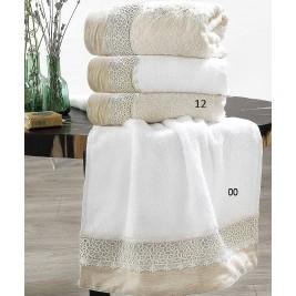 Πετσέτες Μπάνιου (Σετ 3τμχ) Kentia Bastille