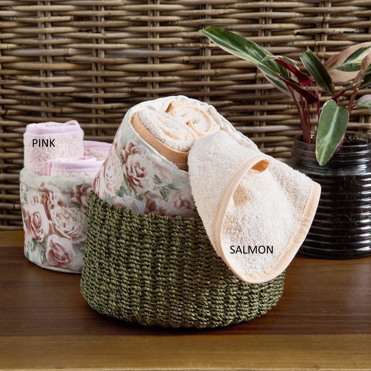 Πετσέτες Δώρου (Σετ 4τμχ) Nima La Visite Miss Pearl