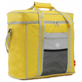 Ισοθερμική Φορητή Τσάντα (32Lit) Benzi 2740 Yellow