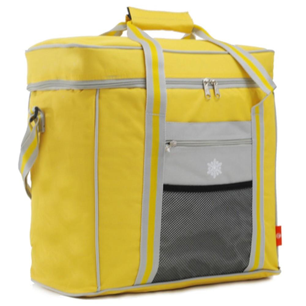 Ισοθερμική Φορητή Τσάντα (32Lit) Benzi 2740 Yellow home   θαλάσσης   gadget παραλίας
