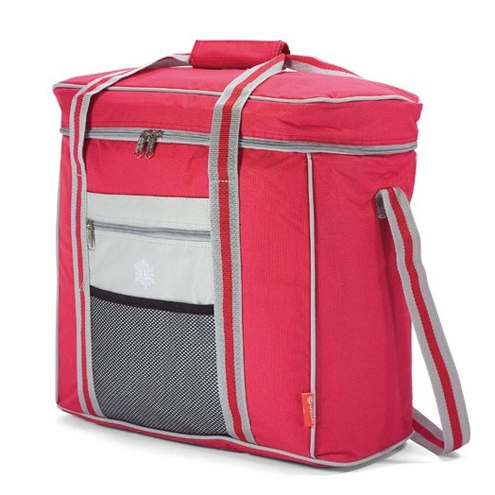 Ισοθερμική Φορητή Τσάντα (32Lit) Benzi 2740 Red home   θαλάσσης   gadget παραλίας