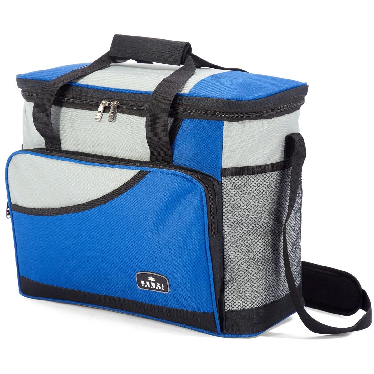 Ισοθερμική Φορητή Τσάντα (22Lit) Benzi 5025 Blue home   θαλάσσης   gadget παραλίας