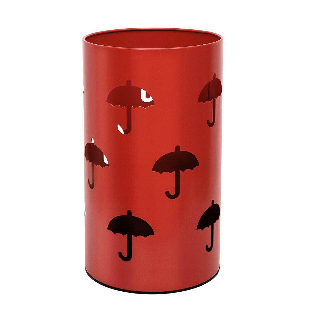 Ομπρελοθήκη 25x44 PamCo 21-503 Κόκκινο Matte
