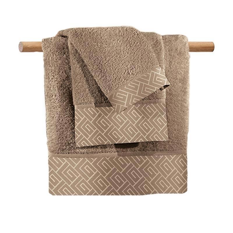 Πετσέτα Σώματος (90x150) Guy Laroche Famous Wenge