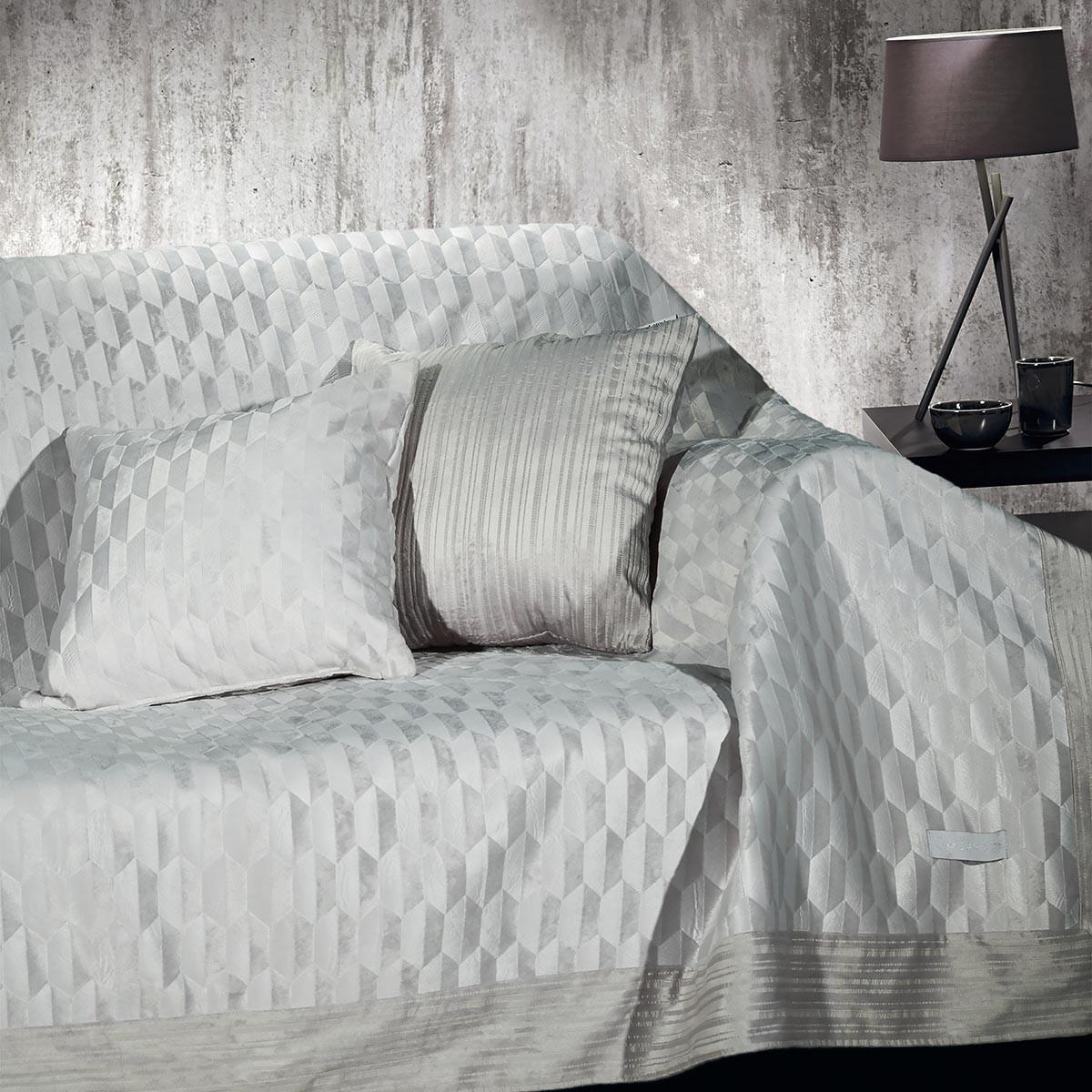 Ριχτάρι Πολυθρόνας (170×150) Guy Laroche Motion Silver