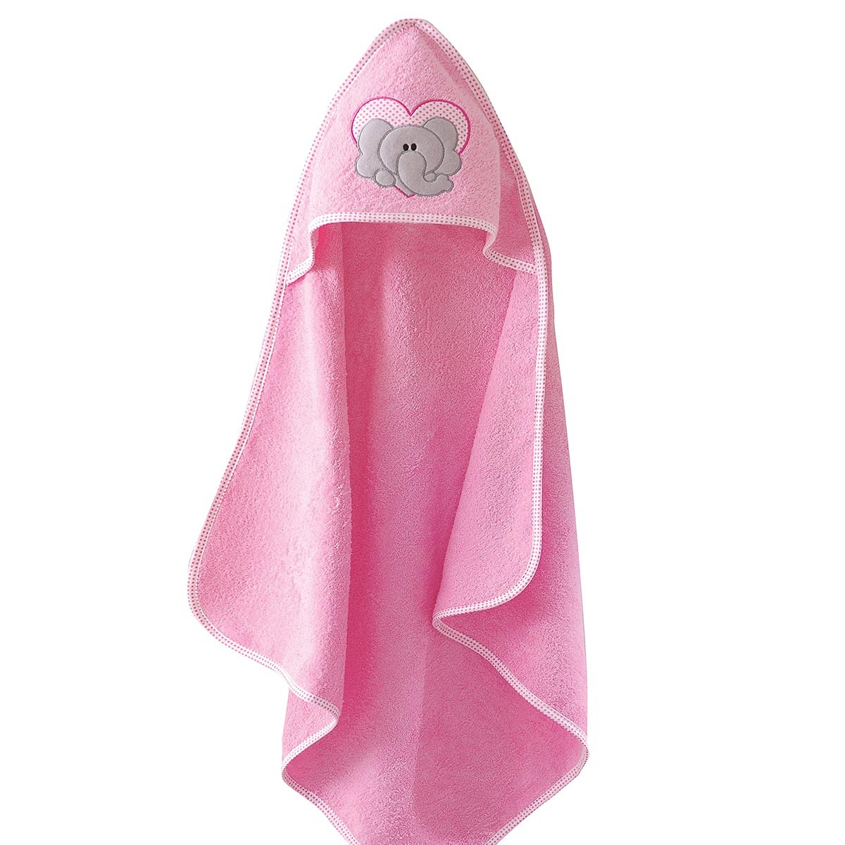 Βρεφική Κάπα Rythmos Baby Line Baboo Pink