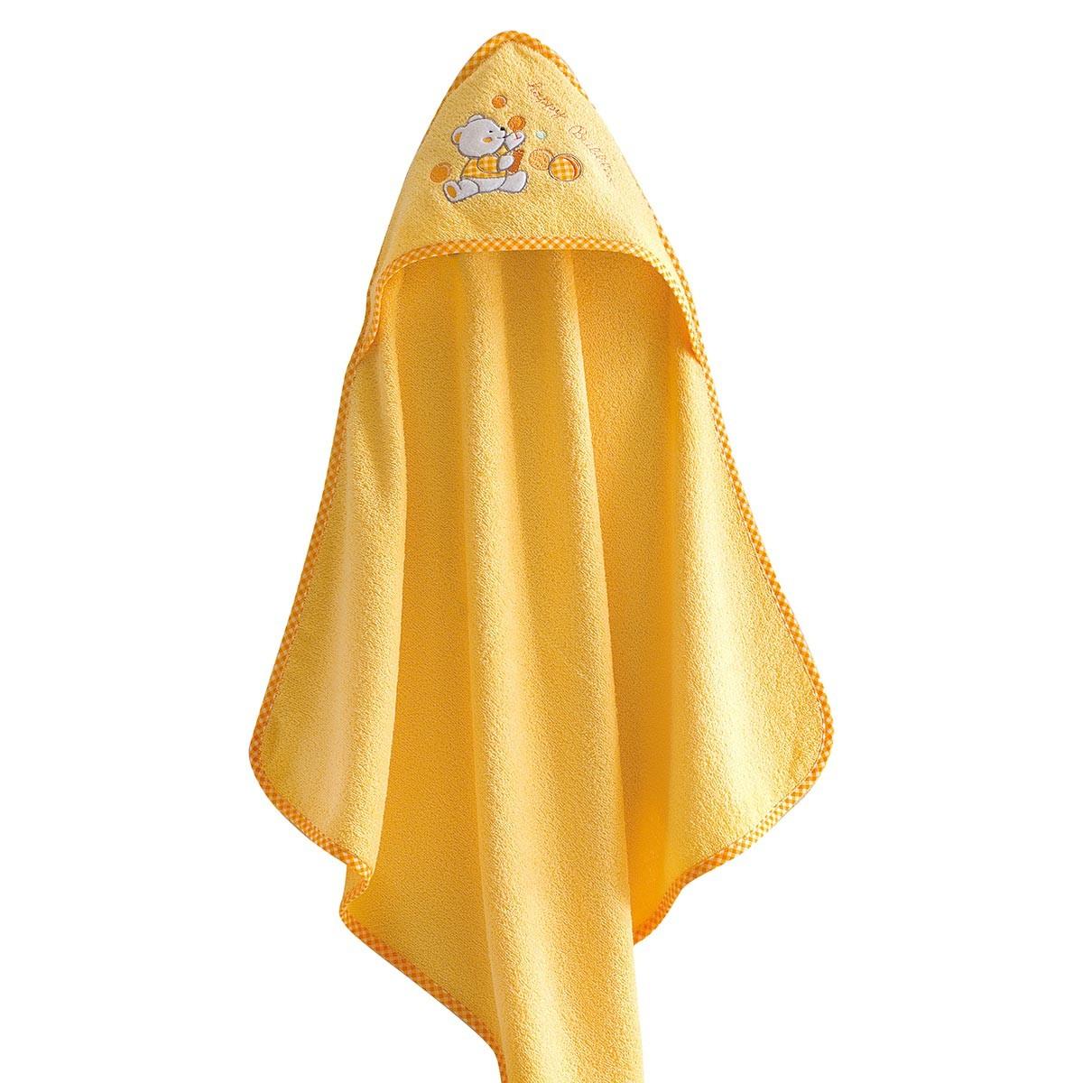 Βρεφική Κάπα Rythmos Baby Line Bubbles Yellow home   βρεφικά   κάπες βρεφικές