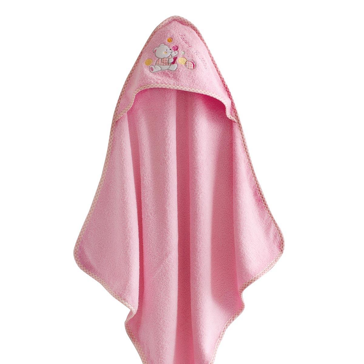 Βρεφική Κάπα Rythmos Baby Line Bubbles Pink