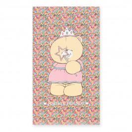 Παιδική Πετσέτα Θαλάσσης Nef-Nef Forever Royal