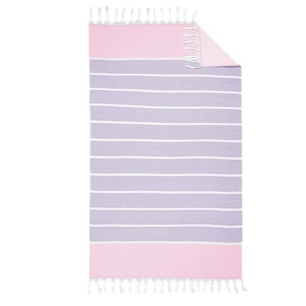 Πετσέτα Θαλάσσης-Παρεό Nef-Nef Sunset Lilac