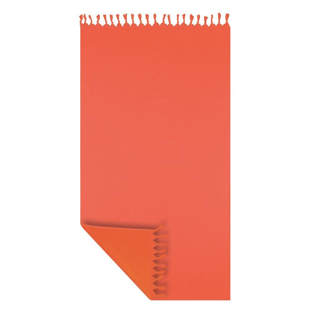 Πετσέτα Θαλάσσης-Παρεό Nef-Nef Pure Orange home   θαλάσσης   πετσέτες θαλάσσης ενηλίκων