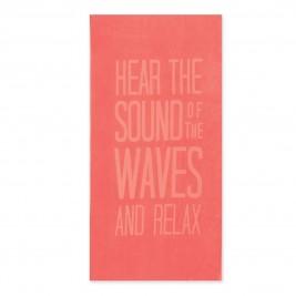 Πετσέτα Θαλάσσης Nef-Nef Fashion Coral