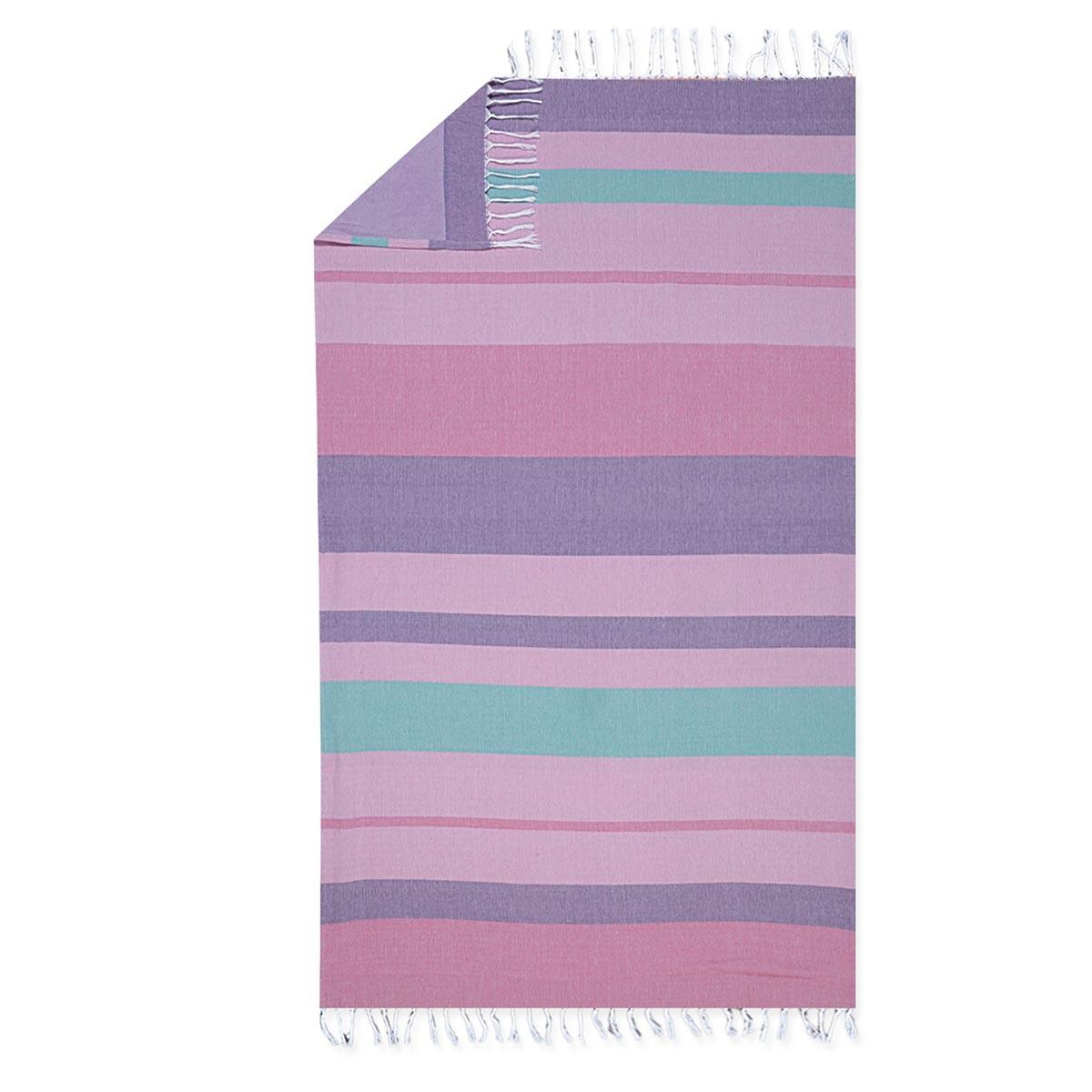 Πετσέτα Θαλάσσης - Παρεό Nef-Nef Stanning Purple