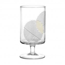 Ποτήρια Νερού (Σετ 4τμχ) Salt & Pepper Society BAM39838