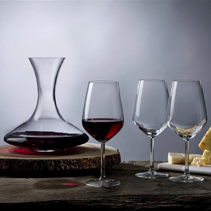 Σετ Κρασιού 7τμχ Καράφα + Ποτήρια Espiel 96507 home   κουζίνα   τραπεζαρία   κανάτες   μπουκάλια