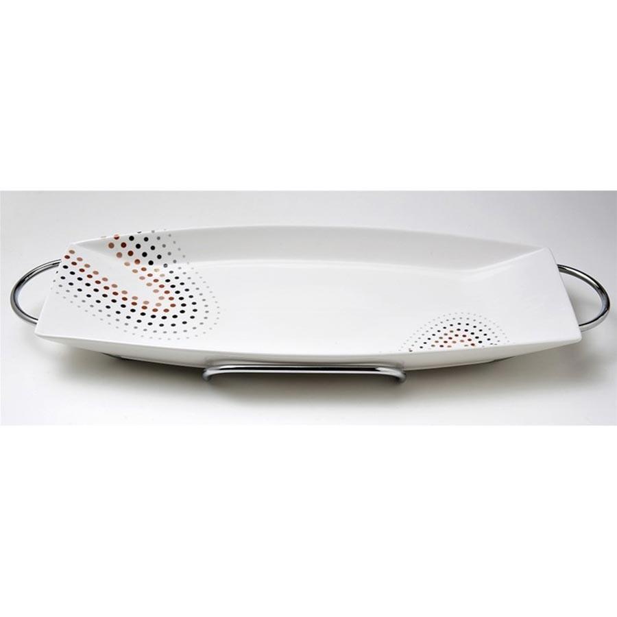 Πιατέλα Σερβιρίσματος Espiel BOH424 home   κουζίνα   τραπεζαρία   είδη σερβιρίσματος