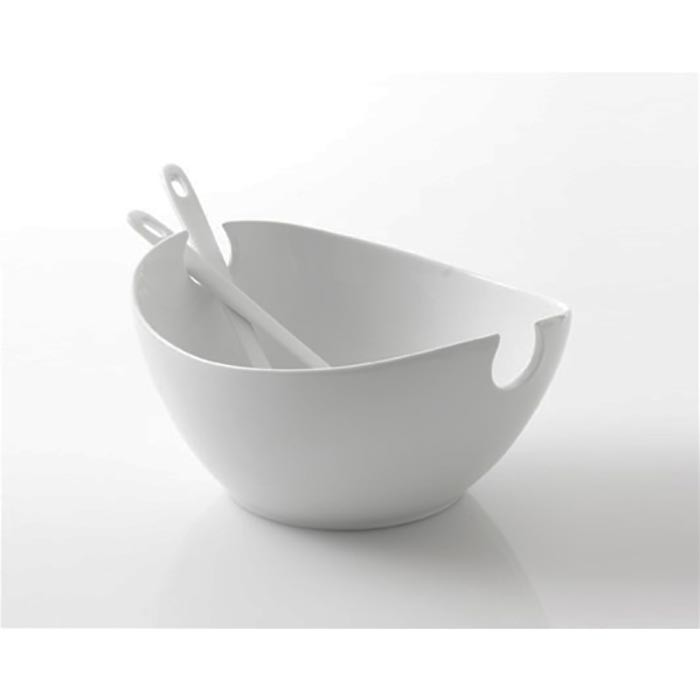 Σαλατιέρα Με Κουτάλες Espiel WEM103