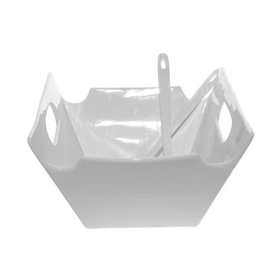 Σαλατιέρα Με Κουτάλες Μεγάλη Espiel WEM115
