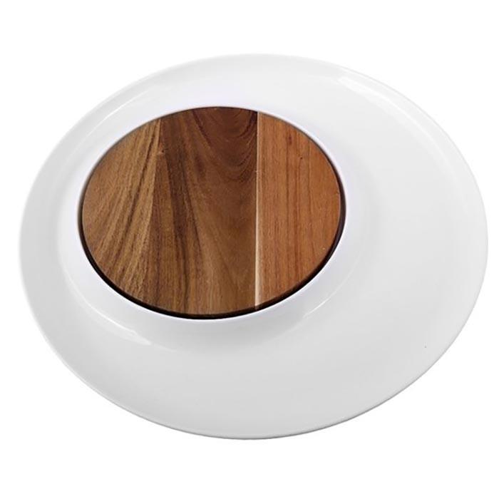 Πιατέλα Σερβιρίσματος Espiel LV105 home   κουζίνα   τραπεζαρία   είδη σερβιρίσματος
