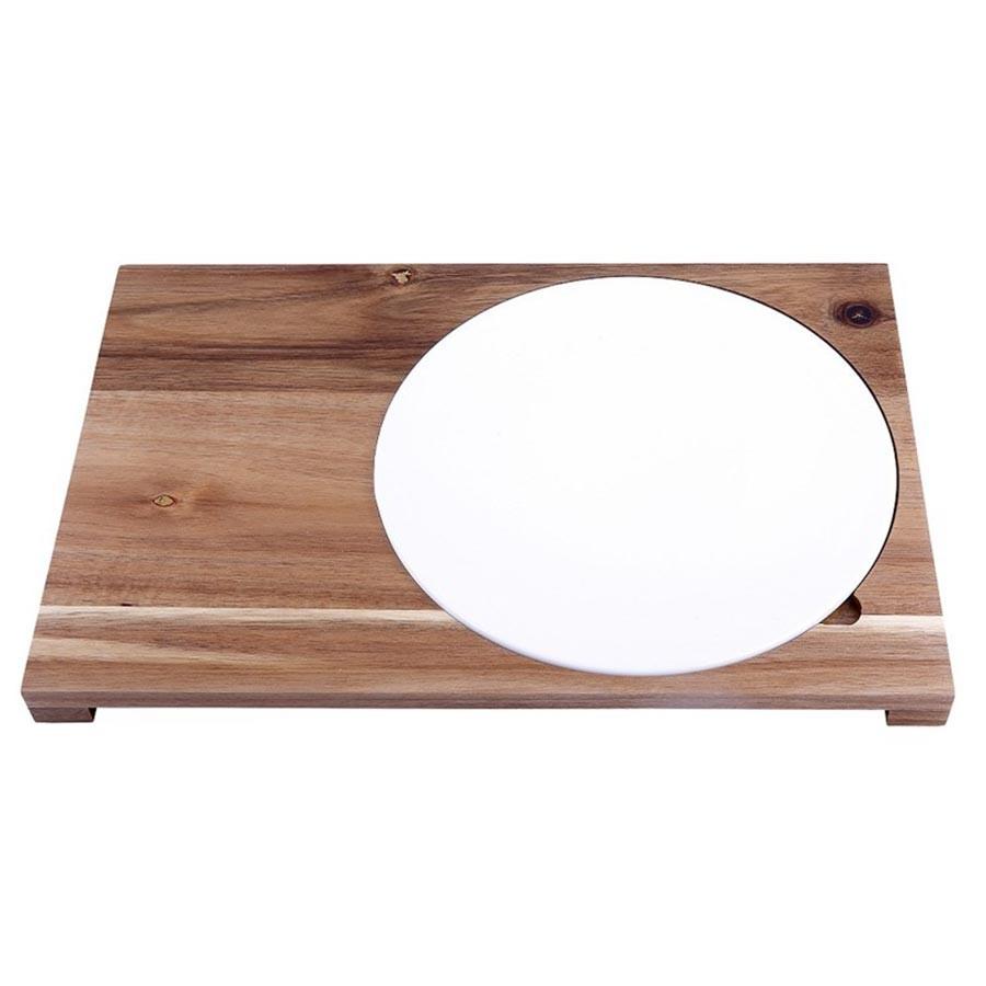 Πιατέλα Σερβιρίσματος Espiel LV106 home   κουζίνα   τραπεζαρία   είδη σερβιρίσματος
