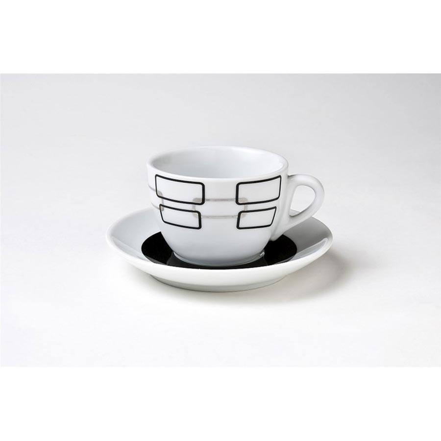 Φλυτζάνια Καφέ + Πιατάκια (Σετ 6τμχ) Espiel SBD097 home   κουζίνα   τραπεζαρία   κούπες   φλυτζάνια