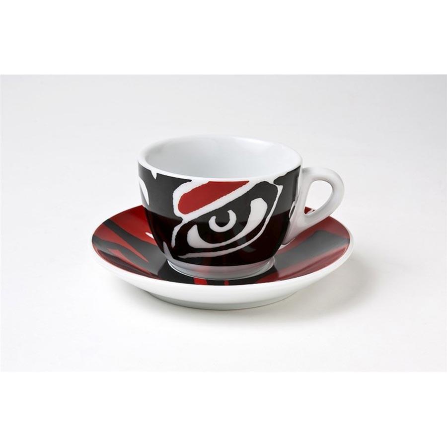 Φλυτζάνια Καφέ + Πιατάκια (Σετ 6τμχ) Espiel SBD592