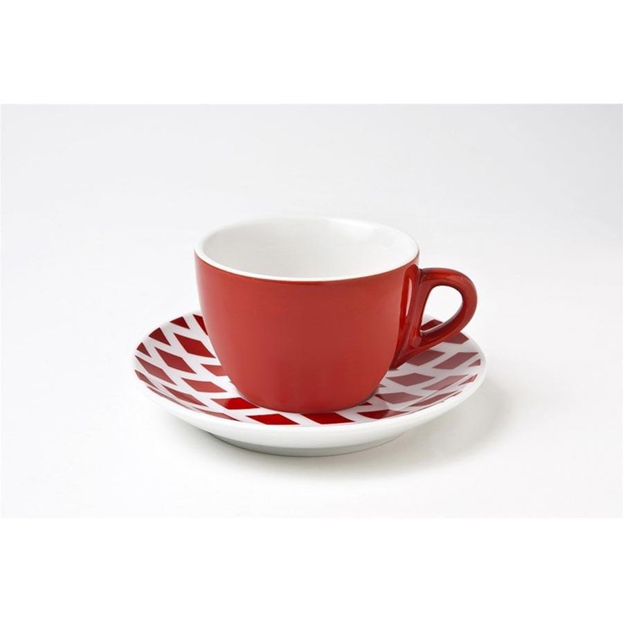 Φλυτζάνια Καφέ + Πιατάκια (Σετ 6τμχ) Espiel SBD743