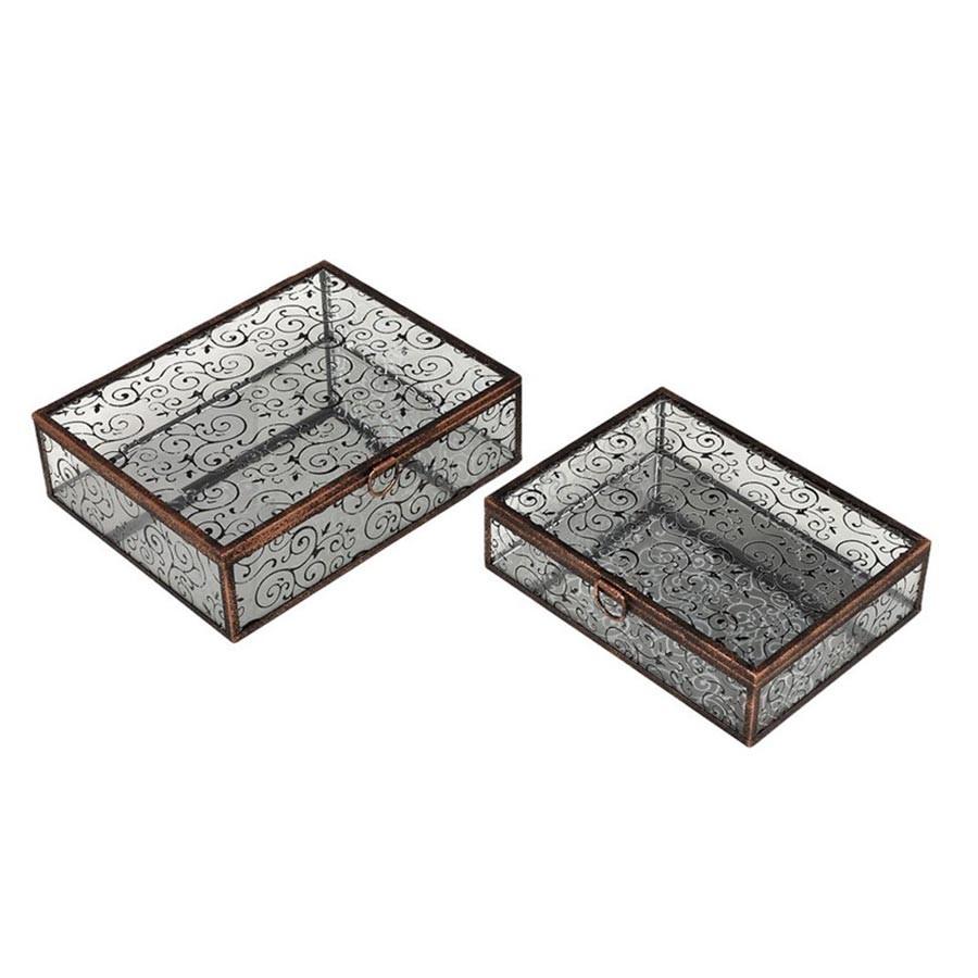 Κουτιά Αποθήκευσης (Σετ 2τμχ) Espiel BOX106
