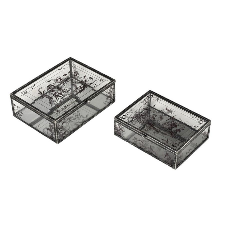Κουτιά Αποθήκευσης (Σετ 2τμχ) Espiel BOX109