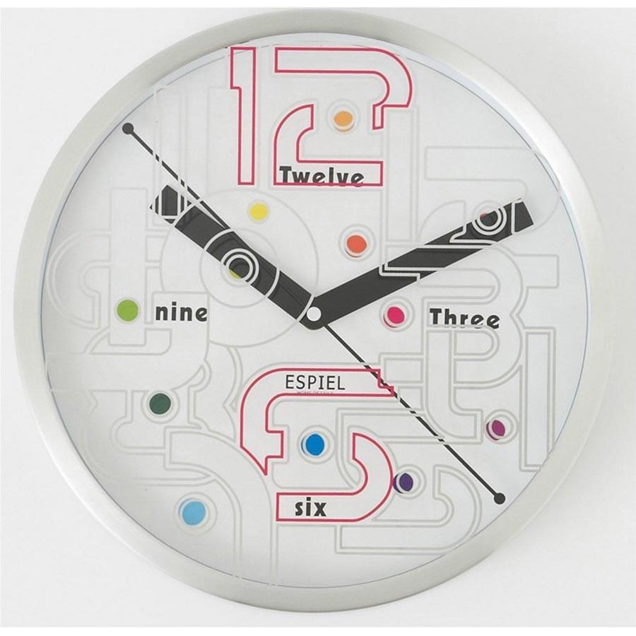 Ρολόι Τοίχου Espiel DAN201 home   διακόσμηση   ρολόγια