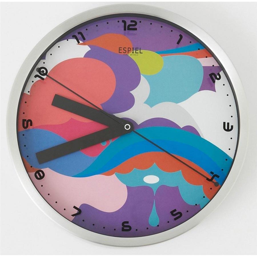Ρολόι Τοίχου Espiel DAN203