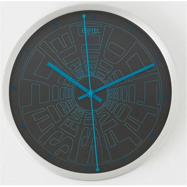 Ρολόι Τοίχου Espiel DAN205