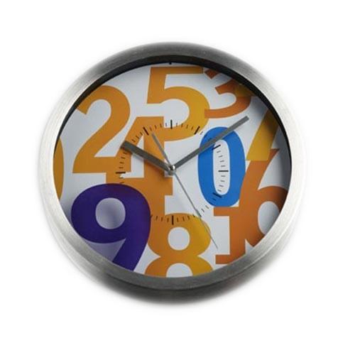 Ρολόι Τοίχου Espiel ALU109 home   διακόσμηση   ρολόγια