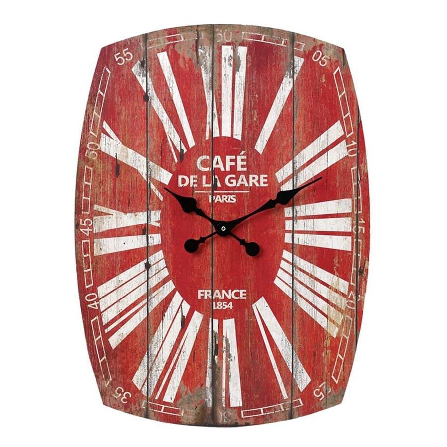 Ρολόι Τοίχου Espiel LOG244 home   διακόσμηση   ρολόγια