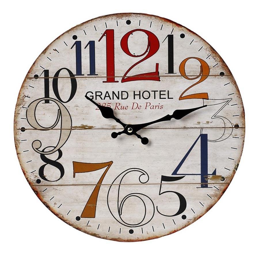 Ρολόι Τοίχου Espiel LOG261