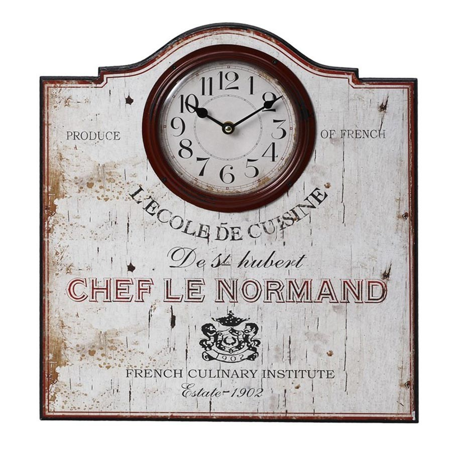 Ρολόι Τοίχου Espiel LOG263